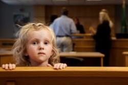 Развод через суд при наличии детей