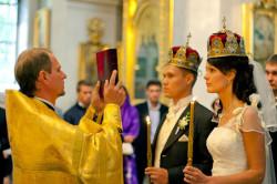 Венчание после развода