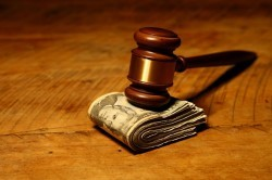 Выплата алиментов по судебному иску
