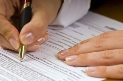 Оформление документов о разводе