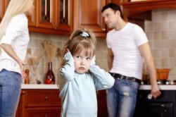 Дети в семье после развода