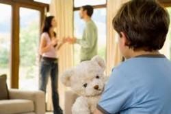 Дети при разводе