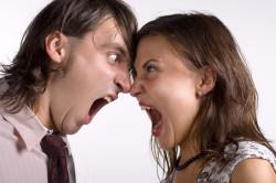 Супружеские ссоры