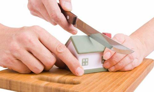 Разделение недвижимости при разводе