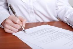 Алиментный договор между родителями