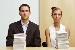 Сбор документов для расторжения брака