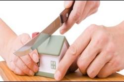 Раздел дома при разводе