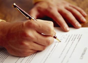Составление брачного договора