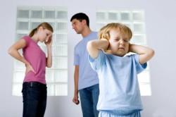 Дети при разводе супругов
