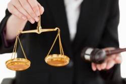 Судебное разбирательство по делу о неуплате алиментов