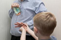 Уплата алиментов на детей после развода