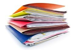 Пакет документов для подачи на алименты