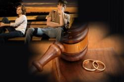 Подсудность дел о разводе
