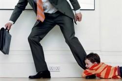 Уклонение от уплаты алиментов на ребенка