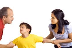 Деление ребенка