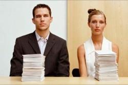 Как подать на развод без жены