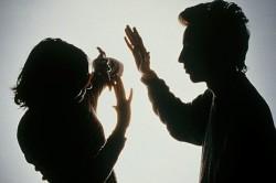 Физическое насилие в семье