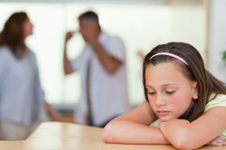Ребенок при разводе