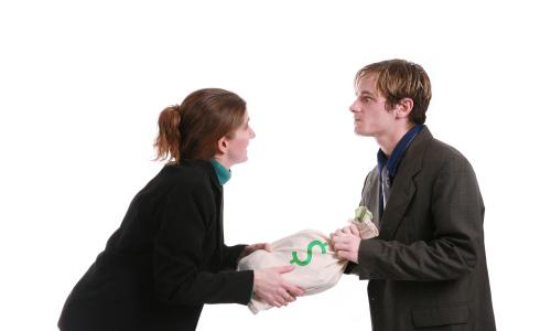 Возможность выплаты алиментов на жену, God