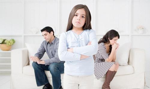 Психологическая травма ребенка при разводе родителей