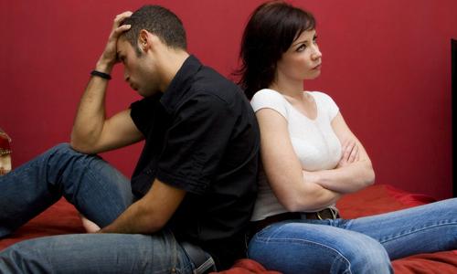 Развод с супругой