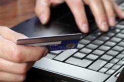 Оплата услуг с помощью банковской карты