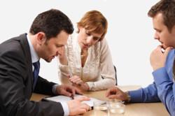 Оформление заявления на развод