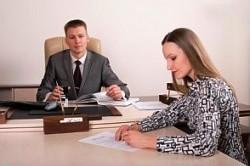 Составление заявления на расторжения брака