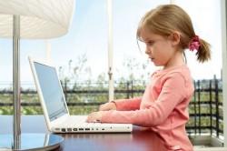 Общение с ребенком через интернет