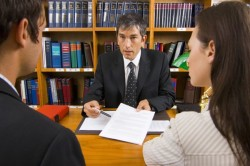 Как подать заявление на развод без жены