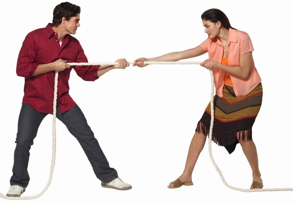 Решение спорных вопросов при разводе
