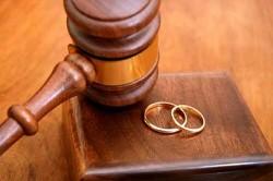 Судебный порядок прекращения брака