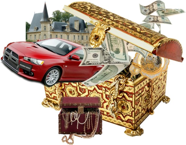 Добрачные материальные ценности