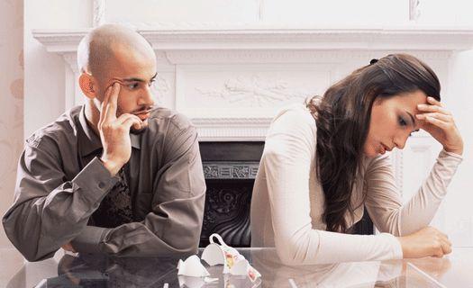 Общение после развода