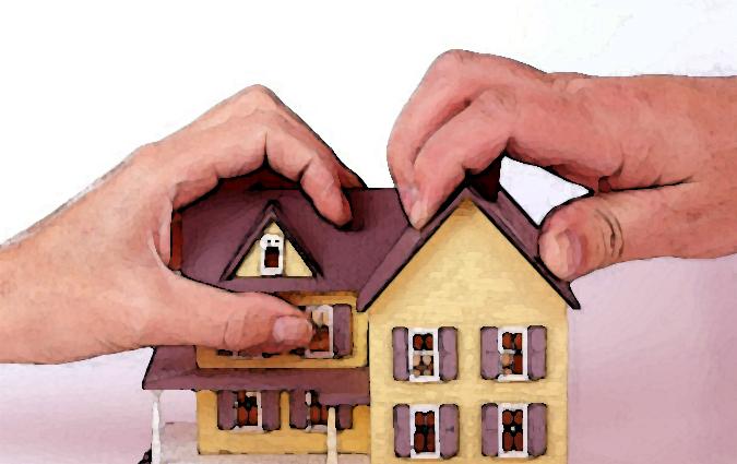 деление имущества при разводе