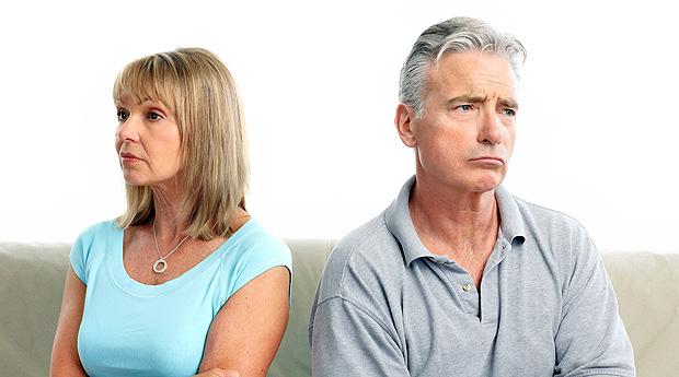Резултат с изображение за После 30 лет брака муж ушел к молодой