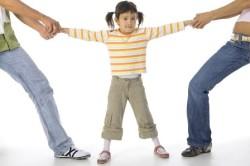 Несовершеннолетний ребенок в семье