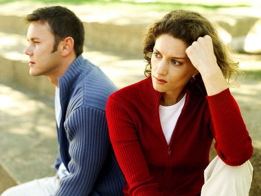 Как вести себя при разводе