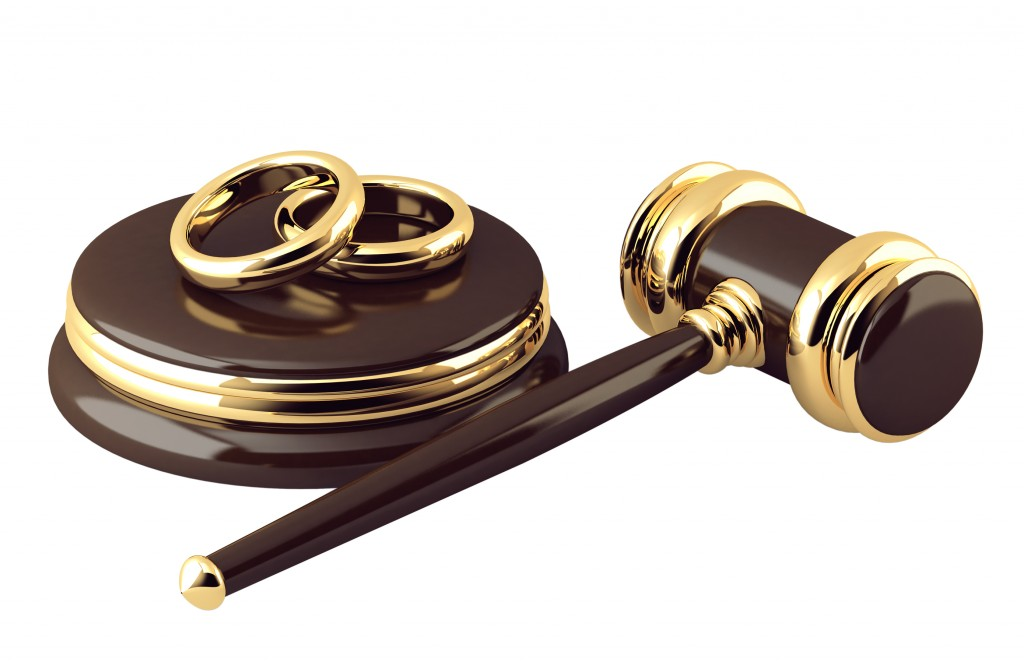 Процесс развода через суд