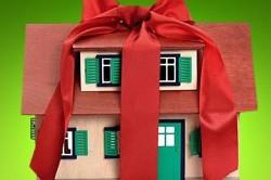 Выплата алиментов недвижимостью