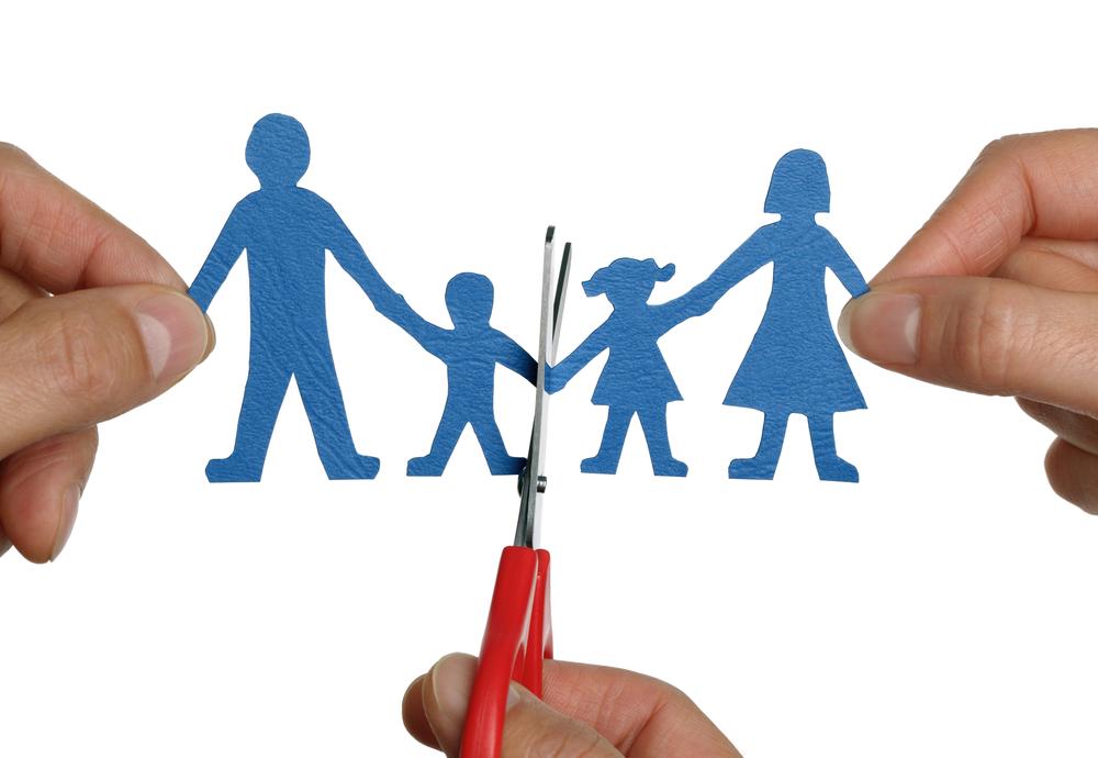 Развод при наличии совместных детей