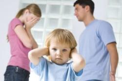 Определение места жительства ребенка при разводе родителей