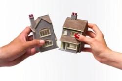 Раздел недвижимости супругов