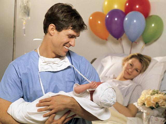 Рождение ребенка - причина изменения привычного жизненного уклада