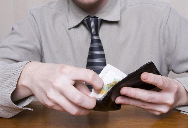 Удержание алиментов из доходов плательщика